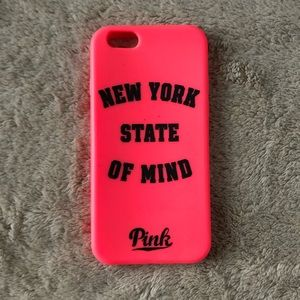 VS PINK NEW YORK PHONE CASE - IPHONE 6